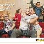 Print - Family C: Hrvatska Lutrija, A: Imago reklamna agencija, CD: Vanja Blumenšajn, AD: Saša Perić & Vesna Ibrišimović, FOTO: Saša Perić